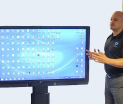 spark software and interactive display for schools